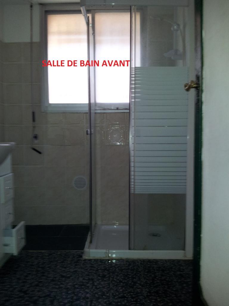 Salle de bain : perte de place, mauvais agencement