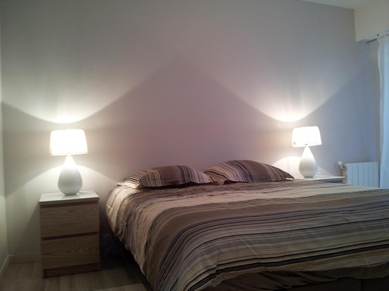 Chambre 2 : lumière tamisée