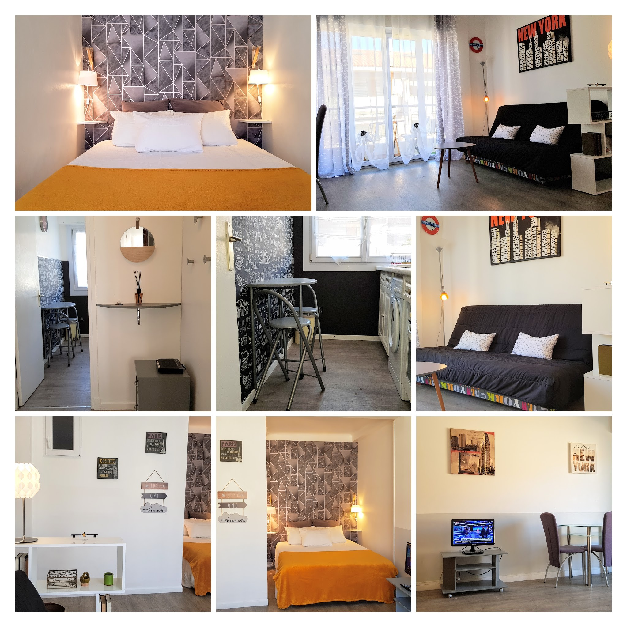 Home staging Studio Rue pasteur