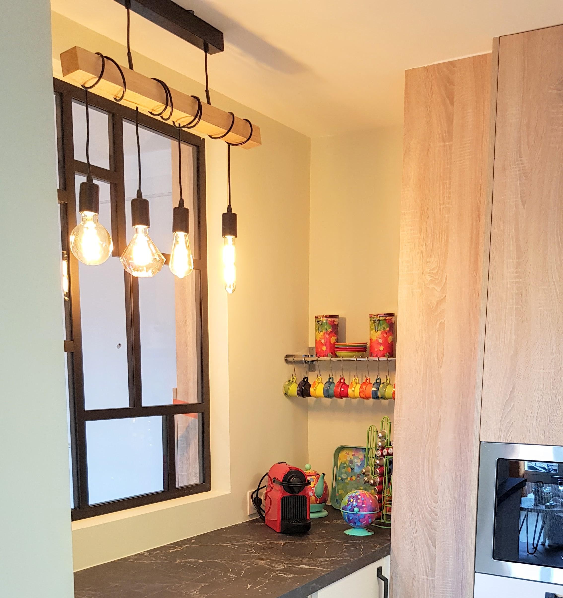 espace café coloré