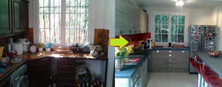 cuisine : rénovation totale