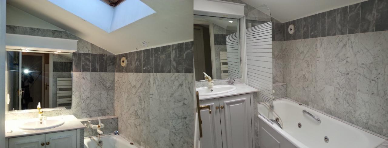 salle de bain wagram