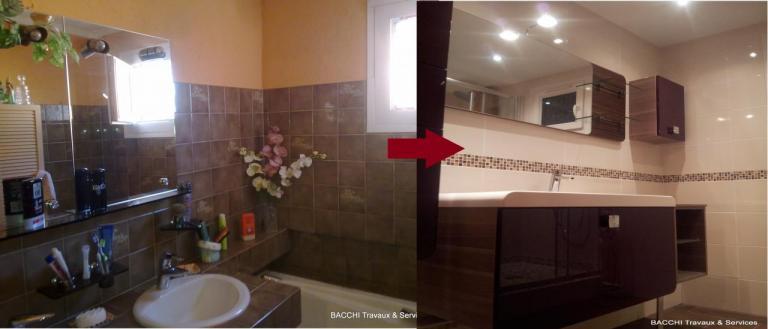 Salle de bain : rénovation totale