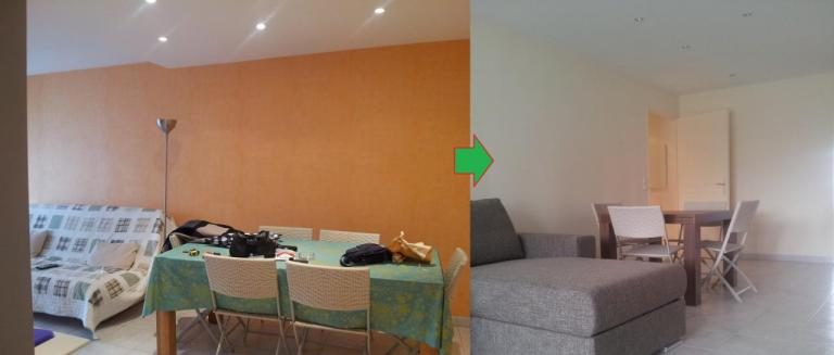 Rénovation totale appartement